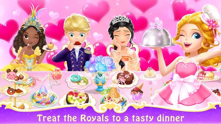 Princess Libby Restaurant Dash screenshot-3
