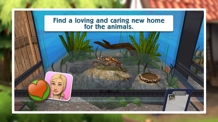 Pet World - My Animal Shelter screenshot-3