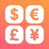 Currency exchange rate app - iPhoneアプリ