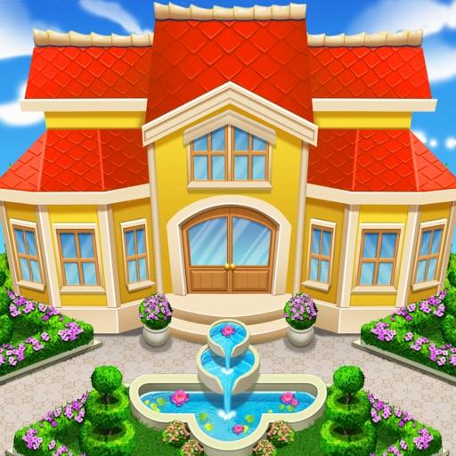 Home Sweet Home Design Match 3