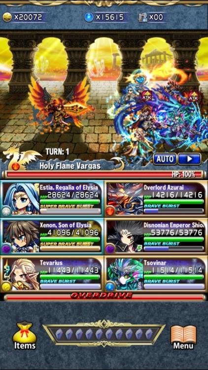 Brave Frontier screenshot-0
