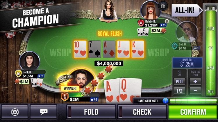 World Series of Poker - WSOP screenshot-0