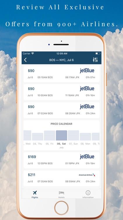 FindAirlines Flight,Hotels,Car