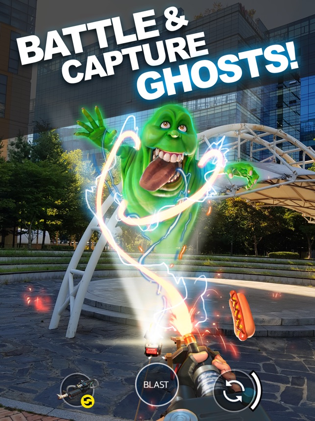 Ghostbusters World on the App Store