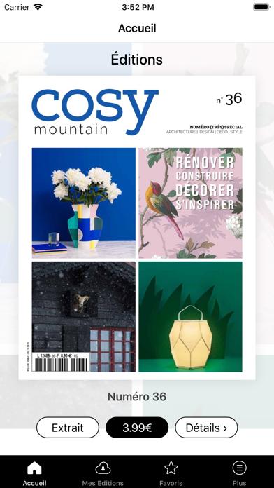Cosy Mountain Screenshot