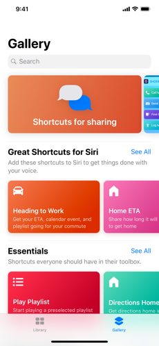 Shortcuts 3