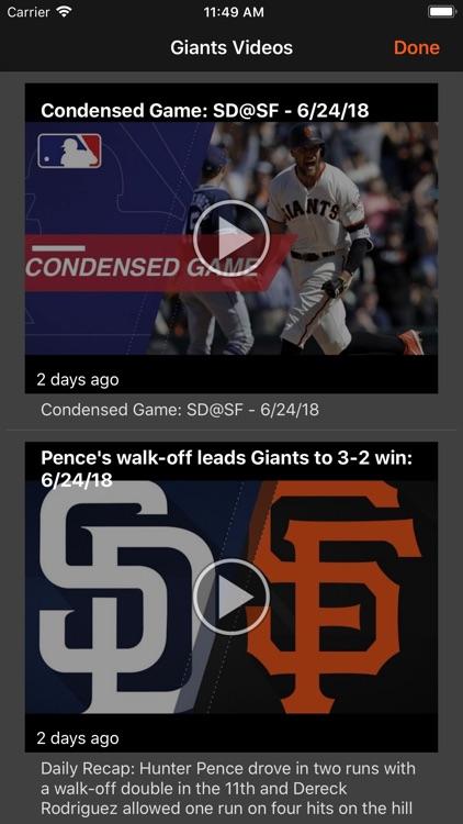 Baseball News - MLB edition screenshot-3