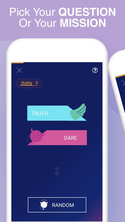 Truth or Dare?Dirty party game