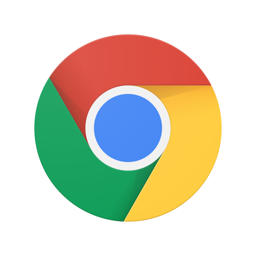 Ícone do app Google Chrome