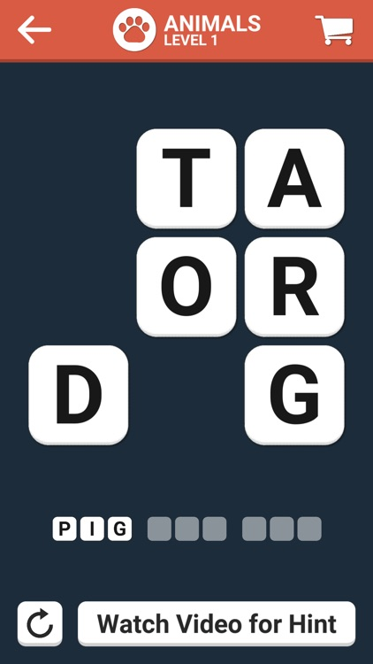 Pocket Word Match