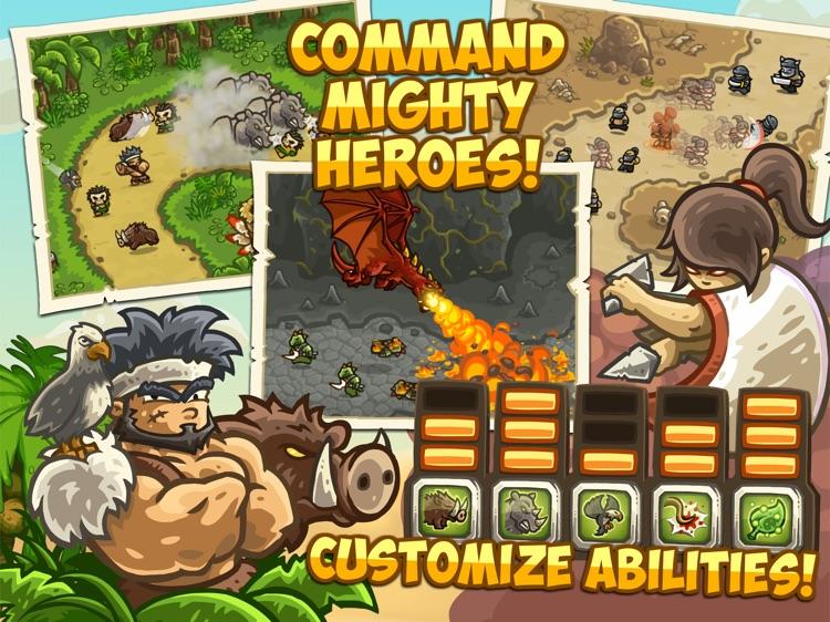 Kingdom Rush Frontiers HD screenshot-2