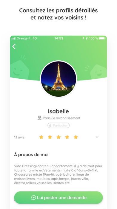 download AlloVoisins apps 4