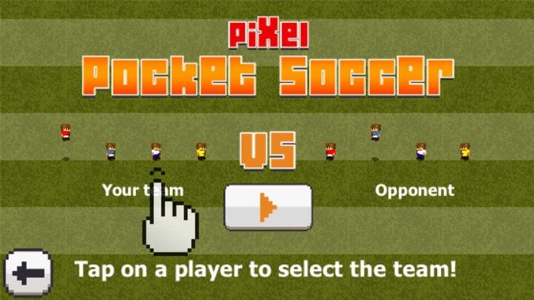 Pixel Pocket Soccer