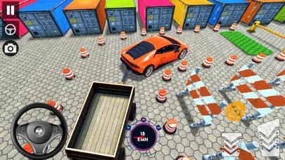 駐車場:トレーラー挑戦ドライビングスクールのテストライセンスのおすすめ画像4