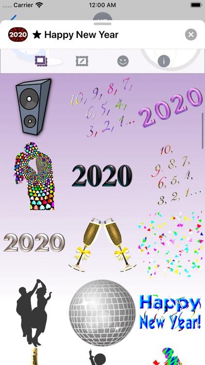 Happy New Year 2020! screenshot-3