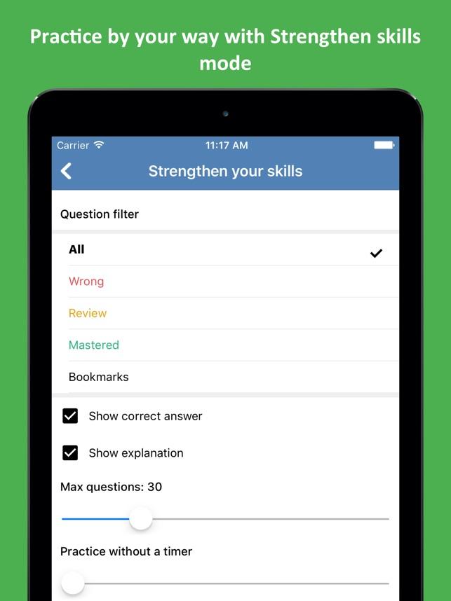 ATI® TEAS 6 Practice Test on the App Store