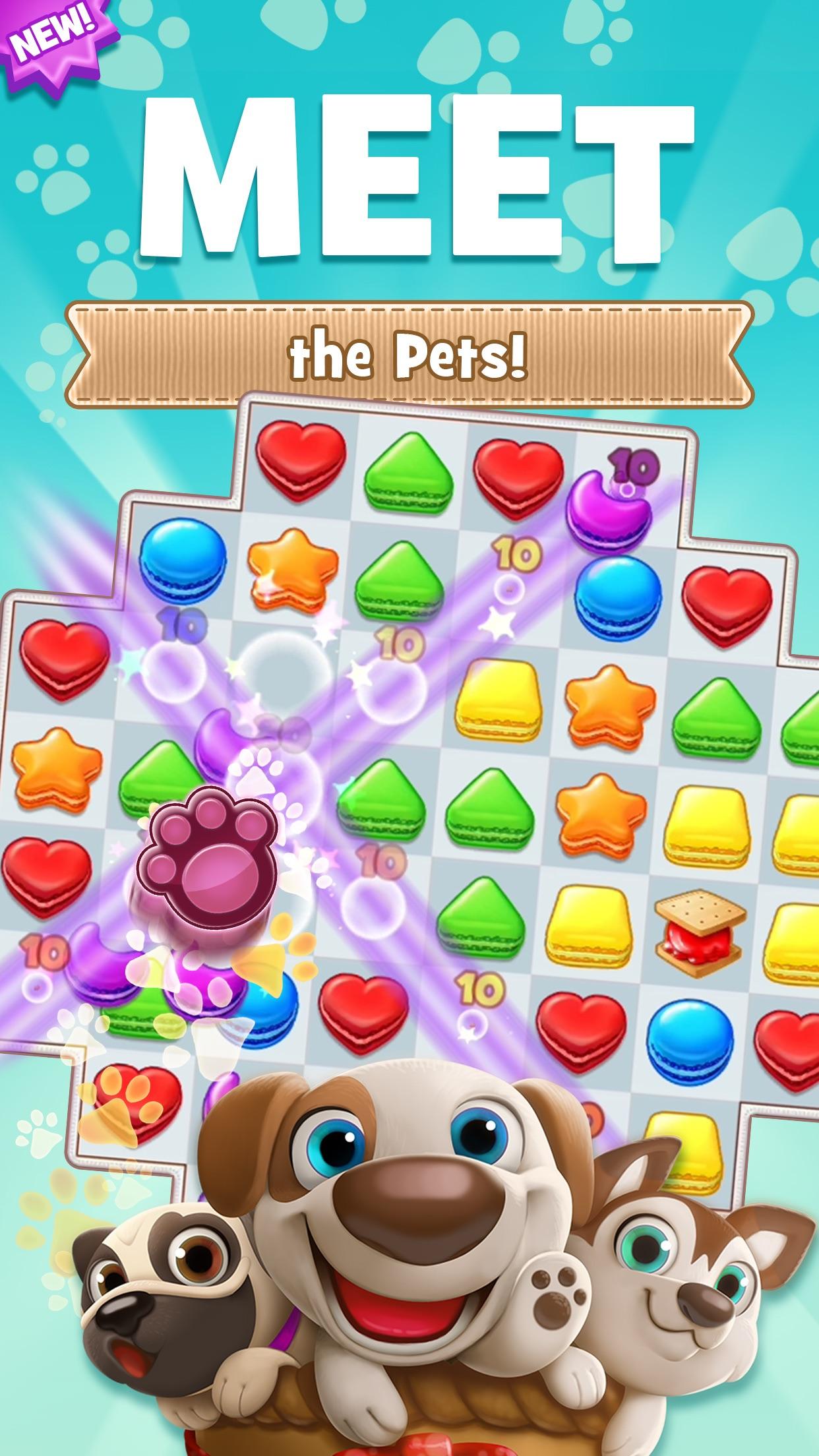 Cookie Jam: Top Match 3 Game Screenshot