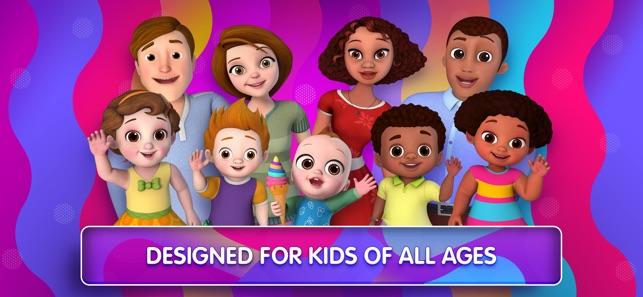 ChuChu TV Nursery Rhymes Lite on the App Store