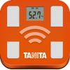 タニタの健康管理アプリ ヘルスプラネット