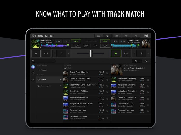 Traktor DJ 2 screenshot-3