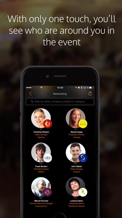 MITBIS - The Networking App screenshot-3