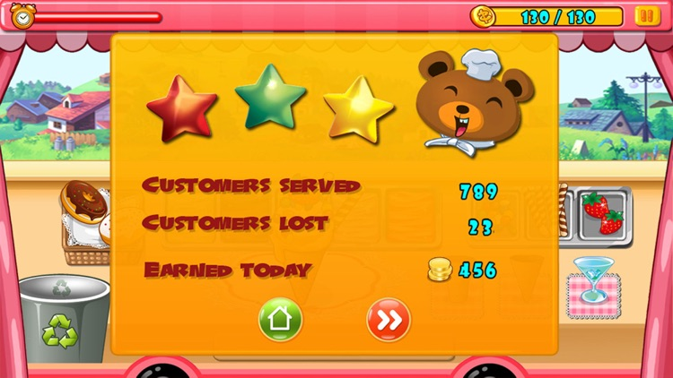 Crazy Chef - Ice Cream Truck screenshot-4