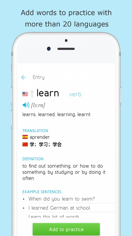 Oxford English Vocab Trainer screenshot-3