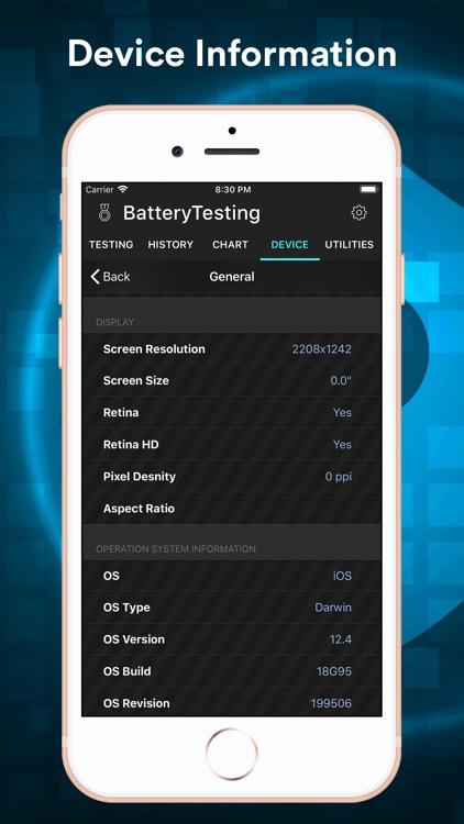BatteryPro++ screenshot-4