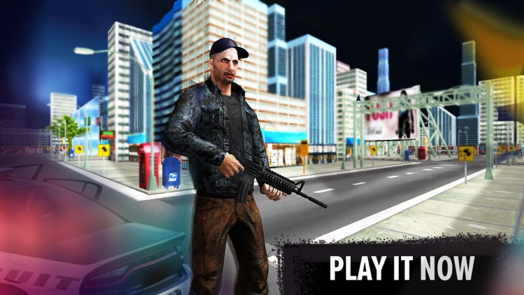 Sniper-Man Gun Shooting Games screenshot-0