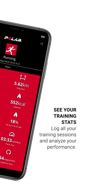 Polar Beat: Run & Fitness on the App Store