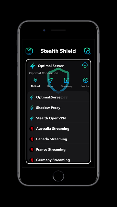 Stealth Shield - VPN Proxyのおすすめ画像2