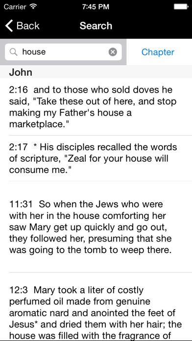 Catholic New American Bible REのおすすめ画像4