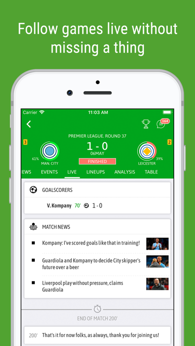 Download BeSoccer Pro for Pc