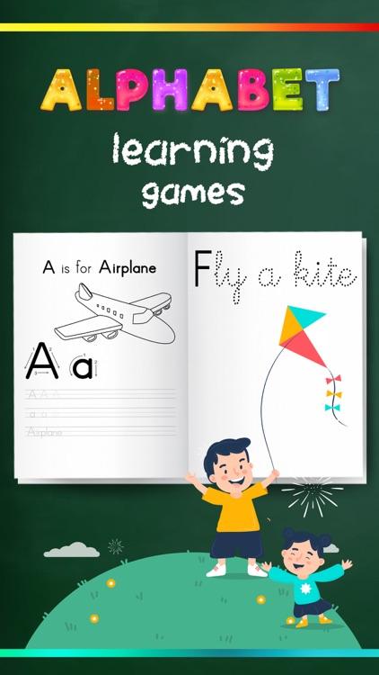Alphabet learning – Brain game screenshot-0