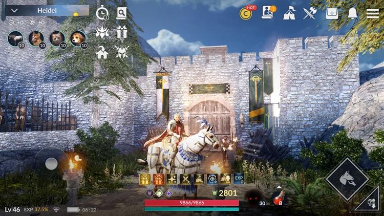 Black Desert Mobile screenshot-6