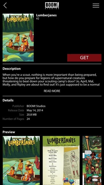 BOOM! Studios screenshot-3