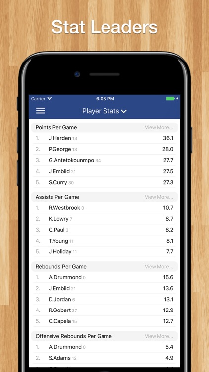 Basketball Schedules for NBA screenshot-8