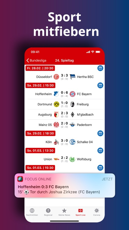 FOCUS Online Nachrichten screenshot-4