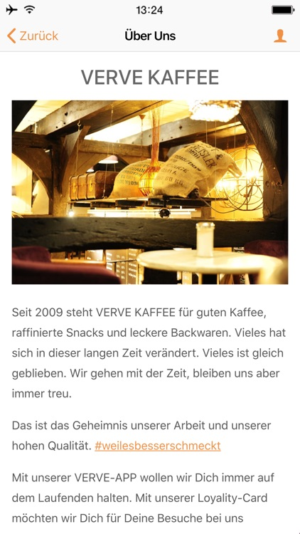 VERVE KAFFEE screenshot-5