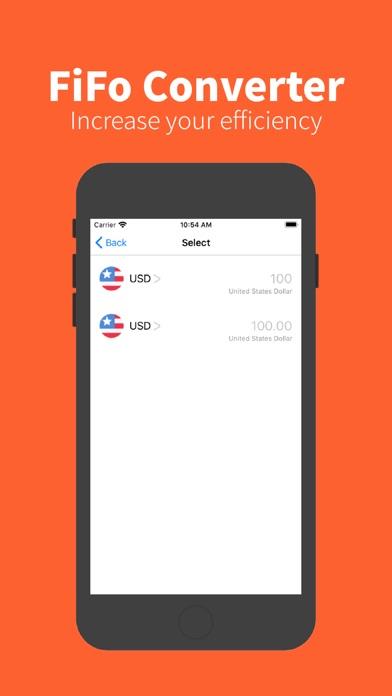FiFo Converter screenshot 2