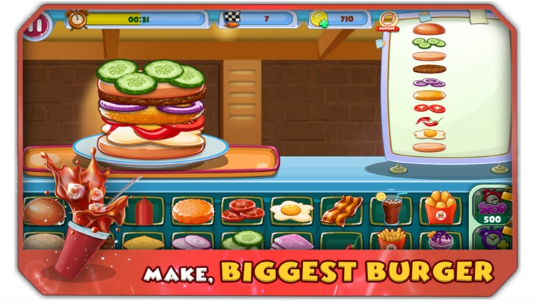 Restaurant Cooking Games
