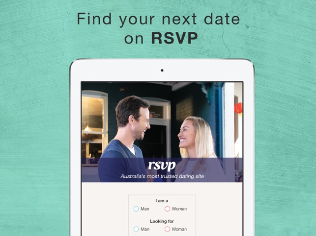 dating site RSVP