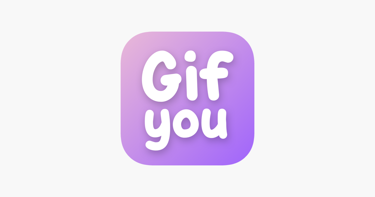 Gifyou Animated Sticker Maker On The App Store