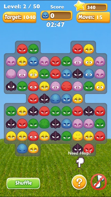 Tile Maniacs - Match 3 Puzzle screenshot-3