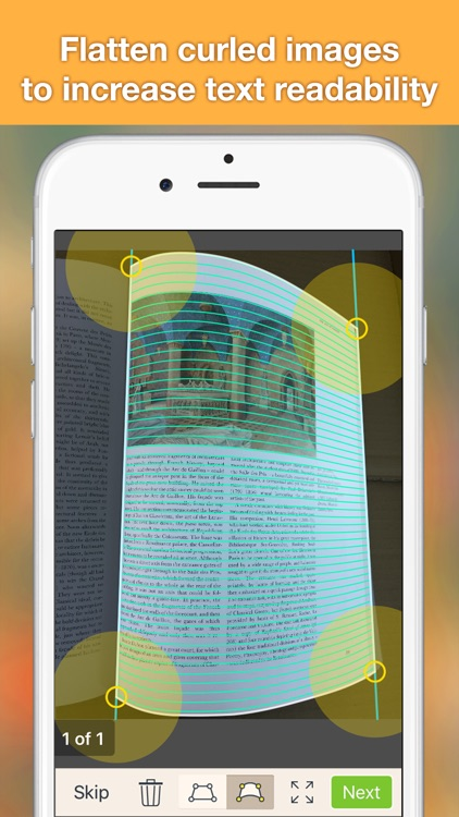 Docr Pro - Book Scanner to PDF