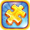 Jigsaw puzzle game for adults