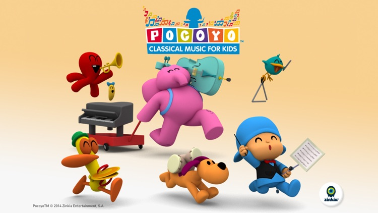 Pocoyo Classical Music Lite screenshot-3