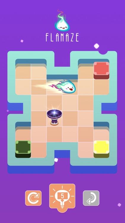 FLAMAZE screenshot-0