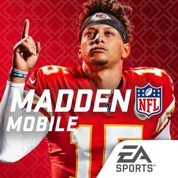MADDEN NFL MOBILE FOOTBALL Logo