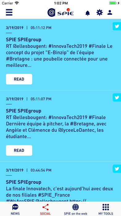 @SPIE - All the news from SPIE screenshot two